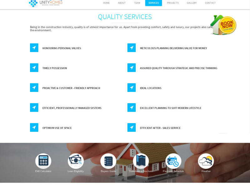 unity-homes-services