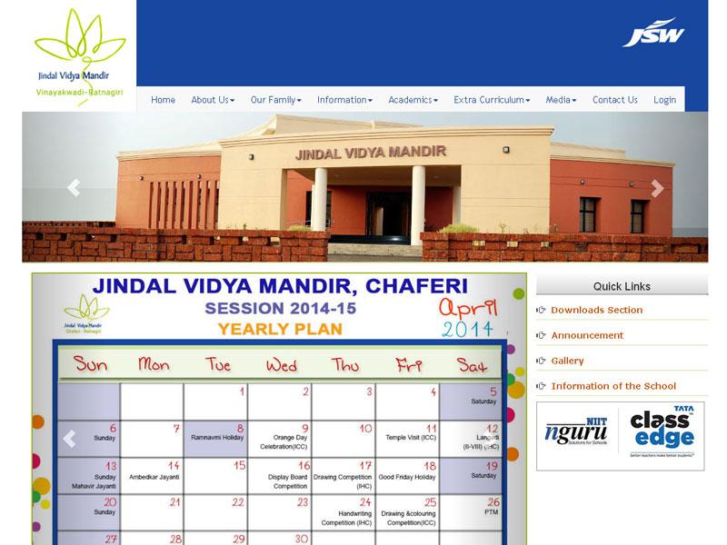 jindal-vidya-mandir-yearly-plan