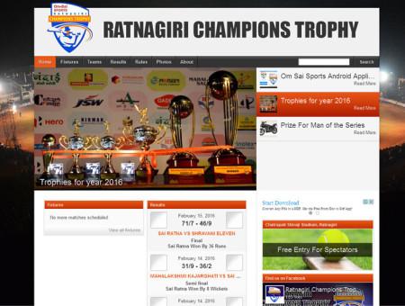 Ratnagiri Champions Trophy