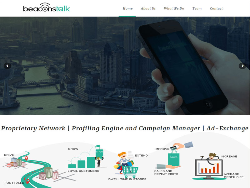 beaconstalk-home-page