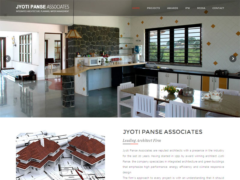 jparchitects-home-page