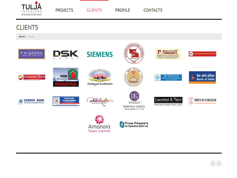 tulja-interior-client-page