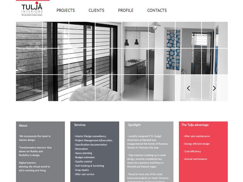 tulja-interior-home-page