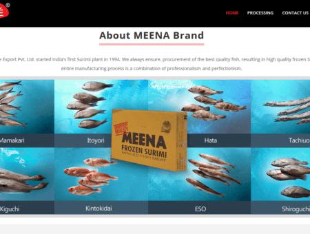 Meena Brand Surimi