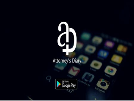 Attorney's Diary