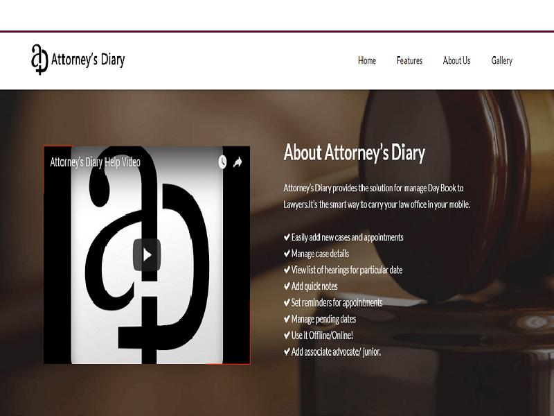 attorneys-diary