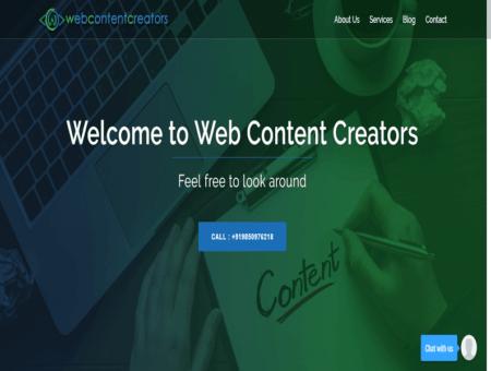 Web Content Creators